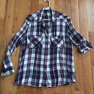 Express boyfriend shirt